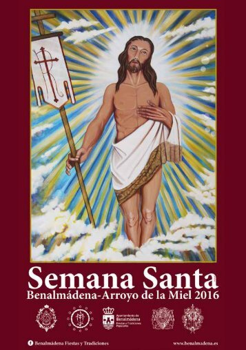 SEMANA SANTA 2016 - BENALMÁDENA PUEBLO