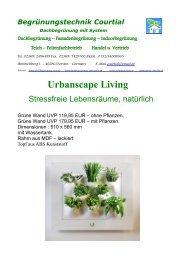 Urbanscape Living