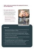 Omgaan met mensen met een beperking - Page 3