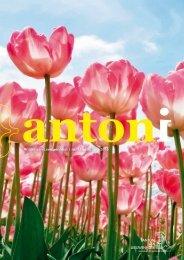 Antoni van Leeuwenhoek } nr 1 } voorjaar } 2016