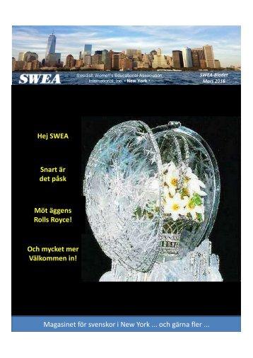 SWEA Bladet_2016_1_mars
