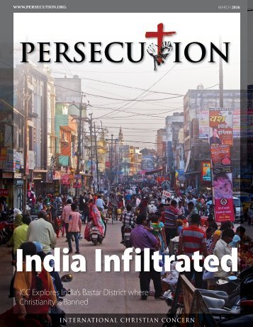India Infiltrated