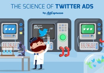 THE SCIENCE OF TWITTER ADS