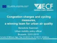 a winning team for urban air quality