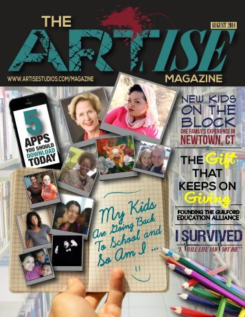 TAM August 2014 Issue