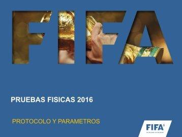 PRUEBAS FISICAS 2016