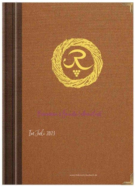 Rebstock Durbach Speisekarte
