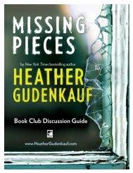 Book Club Discussion Guide