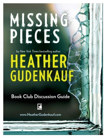 Book Club Discussion Guide
