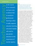 Moving from Compliance to Agency - Page 4