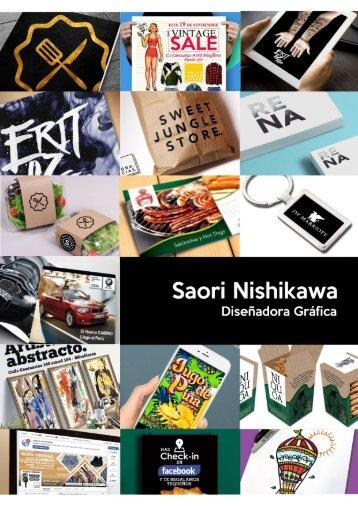 PORTAFOLIO Saori Nishikawa