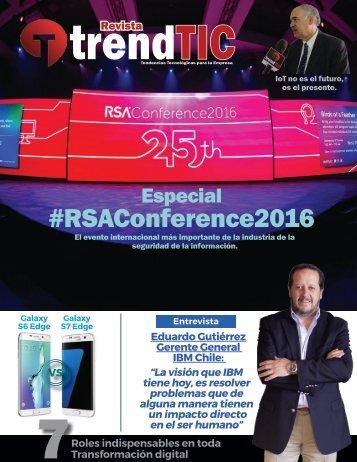 Revista trendTIC Edición N°5