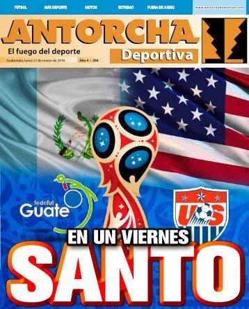 Antorcha Deportiva 204