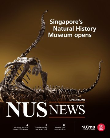 NUS NEWS Mar-Apr 2015