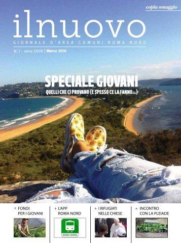 Il Nuovo News - Marzo 2016
