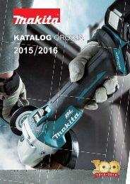 MAKITA katalog 2015-2016