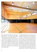Neubau Sport- und Mehrzweckhalle Kastanienschule Jena-Lobeda - Seite 4