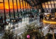 sky garden exclusive hire