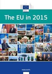 The EU in 2015