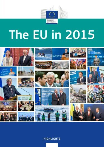 The EU in 2015