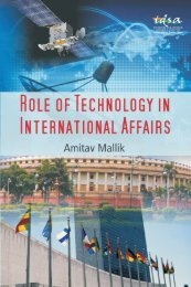 ROLE OF TECHNOLOGY INTERNATIONAL AFFAIRS