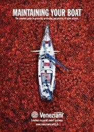 3 - Veneziani Yacht Paints