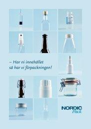 Nordic Pack företagsbeskrivning