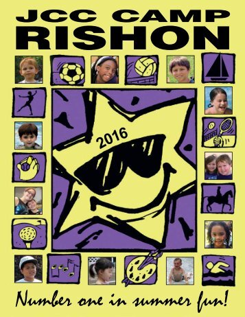 2016 JCC Summer Camp Rishon