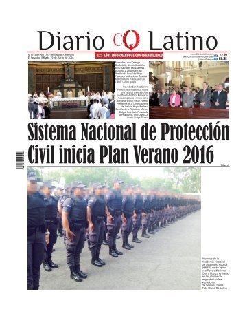 Edición 19 de Marzo de 2016
