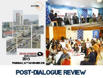 POST-DIALOGUE REVIEW