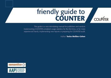 friendly guide to COUNTER