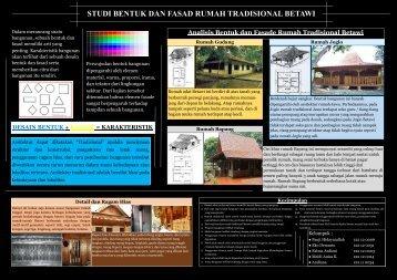 Rumah Adat Betawi A1 84