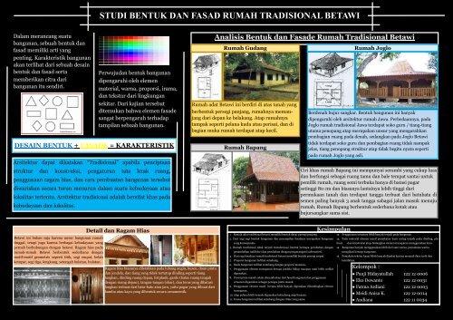4100 Koleksi Gambar Rumah Adat Betawi Tradisional Gratis
