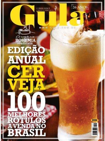 Edição Anual da Cerveja - Gula 269