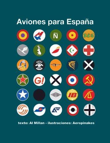 Aviones para España