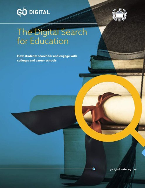 The Digital Search for Education