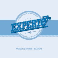 Experto Brochure NL