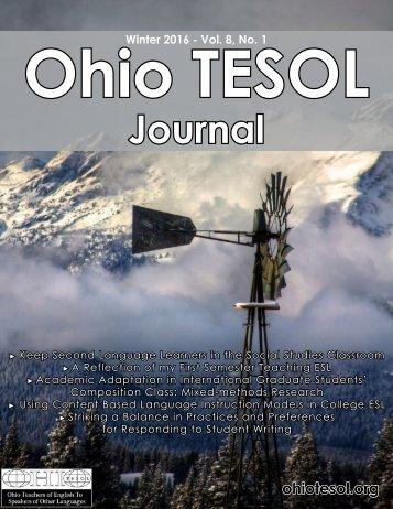 Ohio TESOL