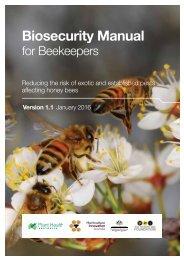 Biosecurity Manual