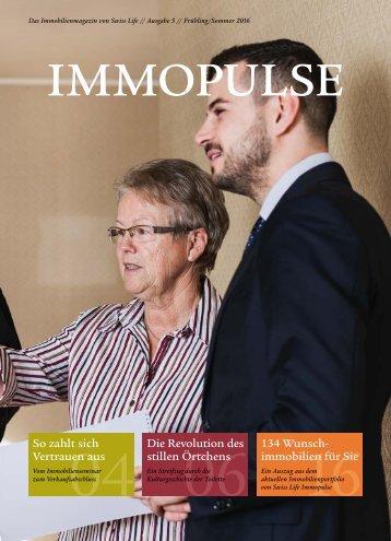 IMMOPULSE-Magazin Nr. 5 DE