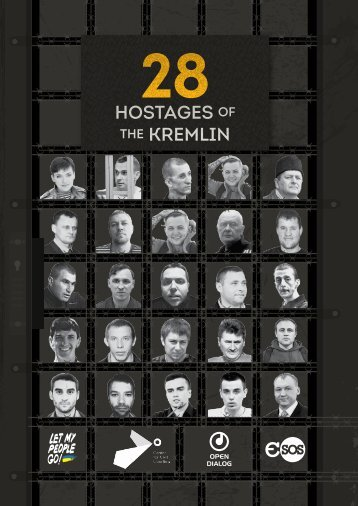 28 Hostages of the Kremlyn