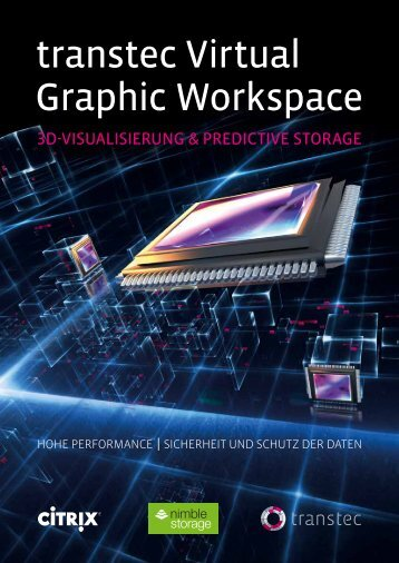 Virtual Graphic Workspace - german
