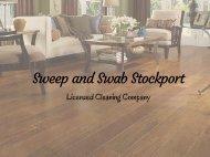 Sweep and Swab Stockport - 0161 823 0310