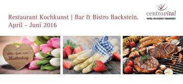 2.Quartal- 2016 Gastro