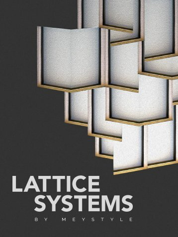 Lattice Systems by Meystyle