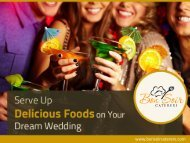 Choose the Right Brooklyn Wedding Caterer