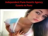 Enjoy your weekends with Pune escorts!