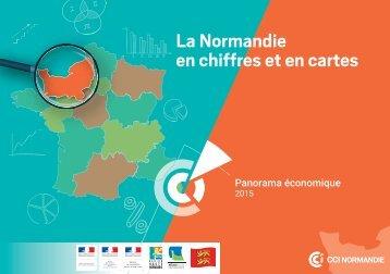 La Normandie en chiffres et en cartes