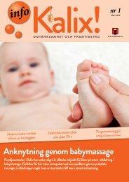 Info Kalix - nummer 1, 2016