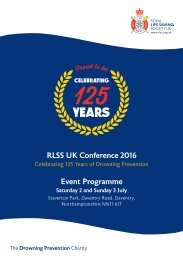 2016-RLSS-UK-Conference-Programme